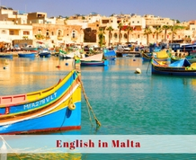English & Fun for singles in Malta