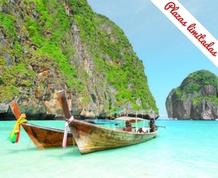 Agosto en Tailandia. esto si son felices vacaciones !! Súper viaje !