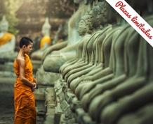 Agosto en Tailandia. Pasaporte a la Felicidad