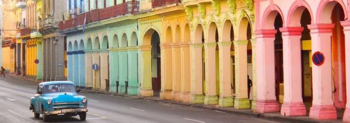 Agosto a Ritmo Cubano en Pensión Completa