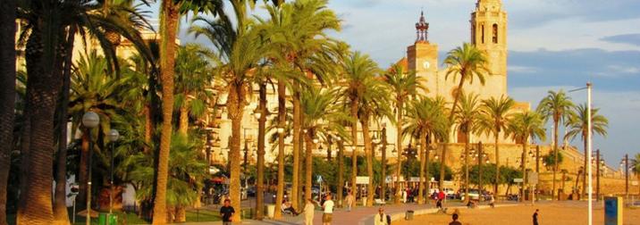 Verbena de San Juan en Sitges