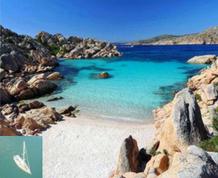 Veleggiando nell'arcipelago della Maddalena