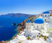 Agosto: Crucero por las Islas Griegas