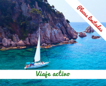Navegando por Ibiza y Formentera. Septiembre