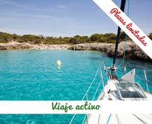 Velero: Agosto Ruta de las 4 islas