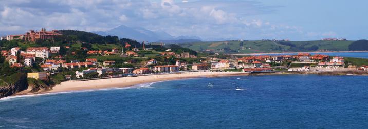 Vacaciones en Cantabria. Mar y Montaña