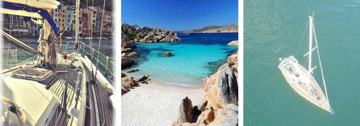 27agosto/ 1 settembre: Arcipelago Maddalena in Barca a Vela