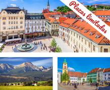 Septiembre en Eslovaquia. El corazón verde de Europa.