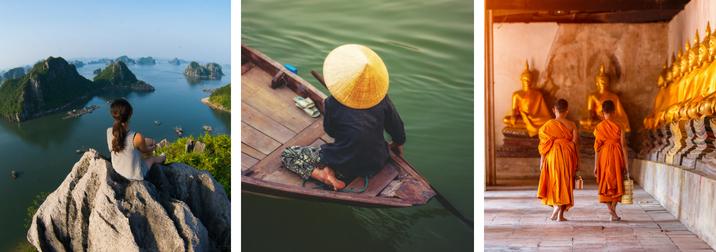 Navidad y fin de Año en Vietnam & Camboya