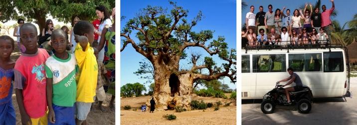 Año nuevo en Senegal: África amiga