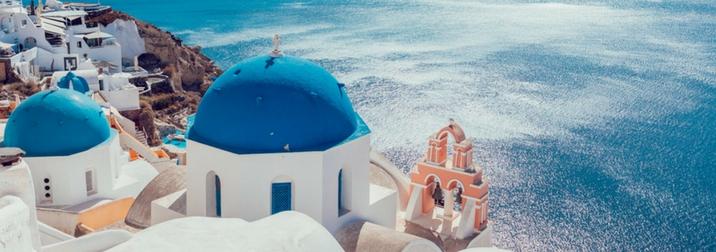 Crucero Idílico, Islas del Egeo