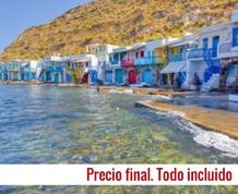 Octubre: Crucero Idílico, Islas del Egeo