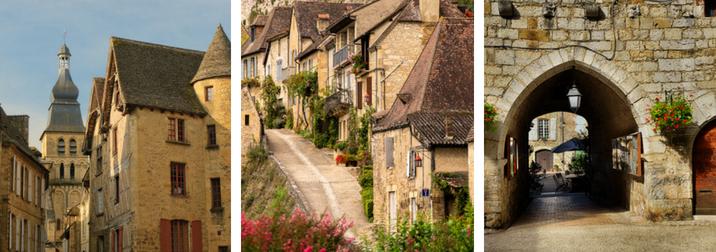 Los pueblos más bonitos de Francia: el valle de la Dordogna y el Perigord Nord