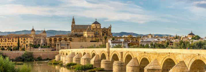 Puente del Pilar en Córdoba