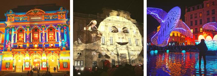 Diciembre: Vive la magia del Festival de las Luces de Lyon ¡Espectacular!