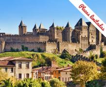 Puente Octubre: Amigos entre vinos y cassoulets. Carcassonne & Narbonne