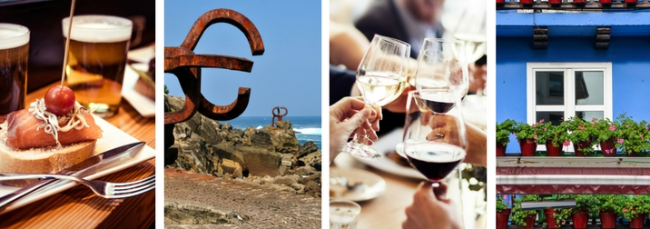 Fin de año single en San Sebastián: Risas, pintxos y amigos