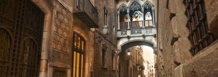 Fin de año en Barcelona. Siguiendo los pasos de Gaudi