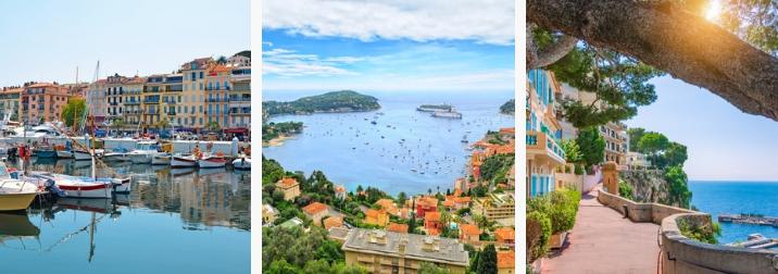 Fin de Año en la Costa Azul: Niza, Grasse, St. Paul de Venece, Eze, Montecarlo