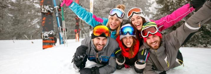 Enero y Febrero: Escapada de esquí en Astún y Candanchú