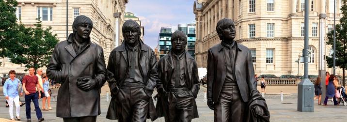 Semana Santa en Liverpool. Mucho más que la ciudad de los Beatles