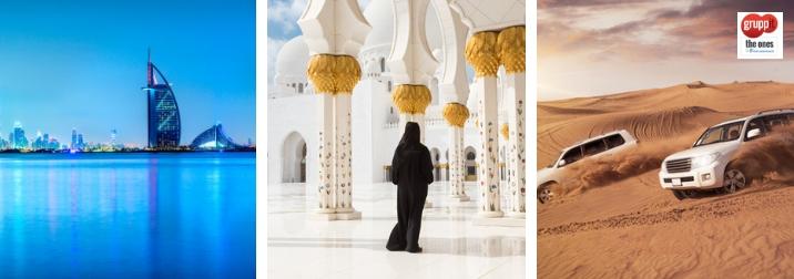 Semana Santa en el Golfo Pérsico: glamour en el desierto