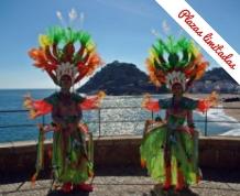 Carnavales en Tossa: fiesta de disfraces y mucha diversión
