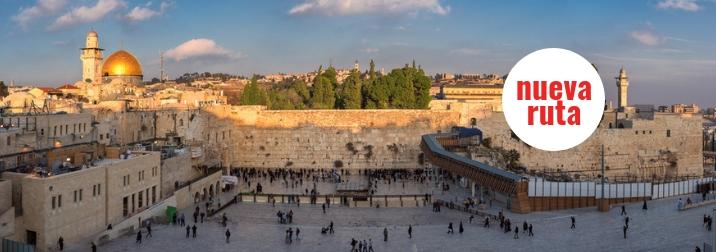 Septiembre: Crucero Israel, Grecia y las culturas milenarias ¡Nueva Ruta!
