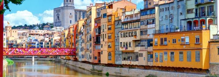 Girona: Un san Valentin de diversión y leyendas