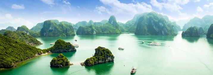 Agosto en Vietnam y Camboya: Descubriendo pueblos, templos y ciudades
