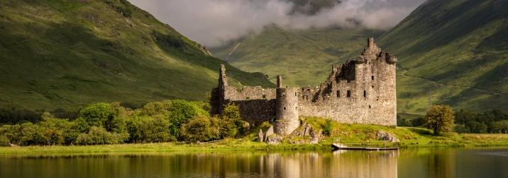 Julio en Escocia. Tierra de Leyendas
