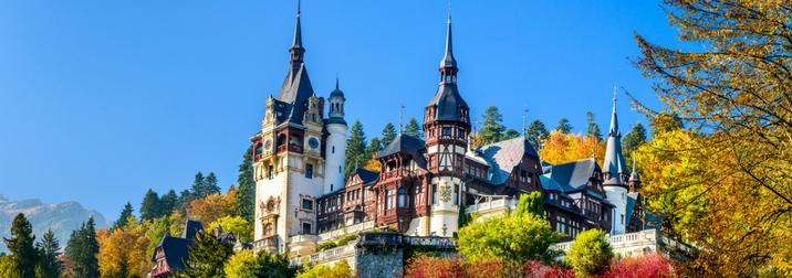 Leyendas de Transilvania y los Cárpatos. La Ruta del Conde Drácula I