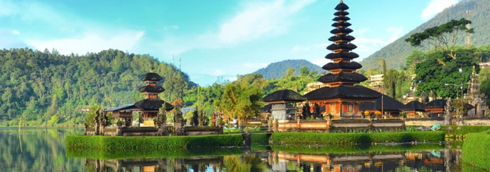Agosto en Indonesia - Bali