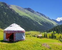 Agosto: Ruta de la Seda. Kirguistán. Un viaje que nunca olvidarás