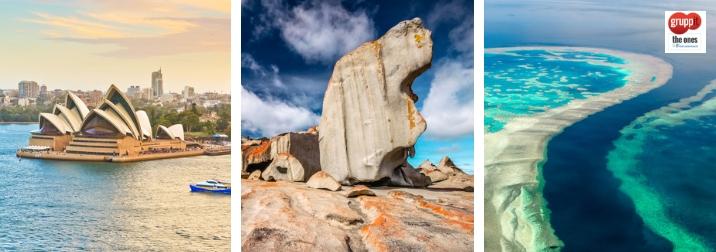 Agosto en Australia: Viaje al otro mundo