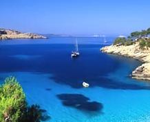 Navegando por Ibiza y Formentera