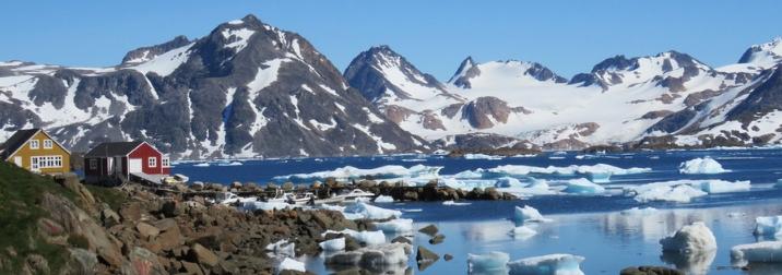 Agosto en Groenlandia: Glaciares, Inuits, & Auroras Boreales