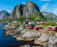 Agosto: Islas Lofoten & Svalbard: Noruega en estado puro