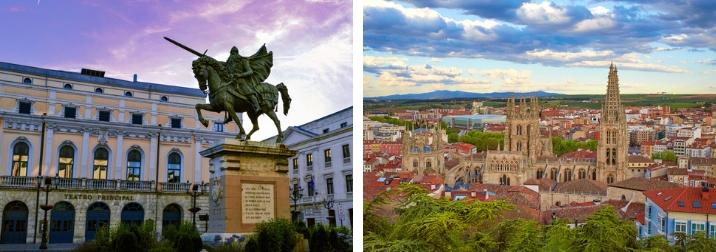 Fin de semana en Burgos. Tierras del Cid
