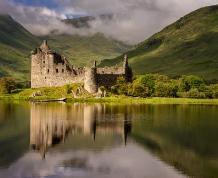 Escocia. Tierra de Leyendas. Pensión completa