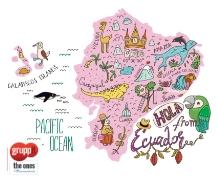 Ecuador con Galápagos