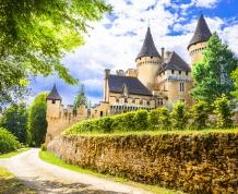 Semana Santa en el valle de la Dordogne y el Perigord Nord. Los pueblos más bonitos de Francia
