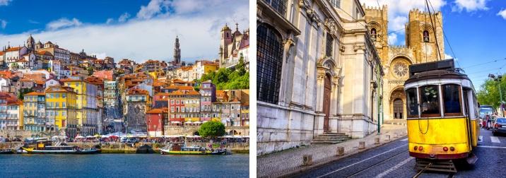 Julio: Verano en Portugal