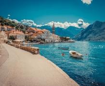 Albania y Montenegro