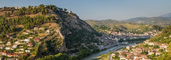Montenegro y Albania