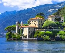 Lombardia. Oxigénate en la región de los lagos