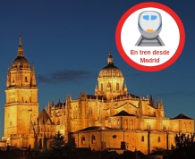 Fin de semana mágico en Salamanca
