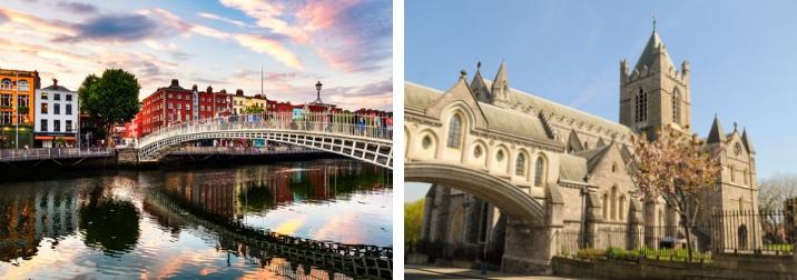 Inmersión lingüística en Dublín. Del 4 al 11 o al 18 de agosto