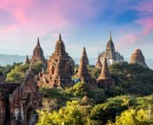 Agosto en Myanmar, la esencia del budismo
