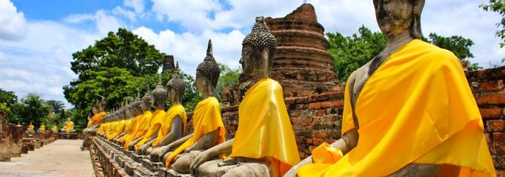 Tailandia: Pasaporte a la Felicidad